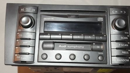 Radio OEM Audi S4,A4 for Sale in Schaumburg,  IL