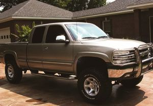 2002 Chevrolet Silverado$1000** has a clean title asking or best offer thanks ** for Sale in Montgomery, AL