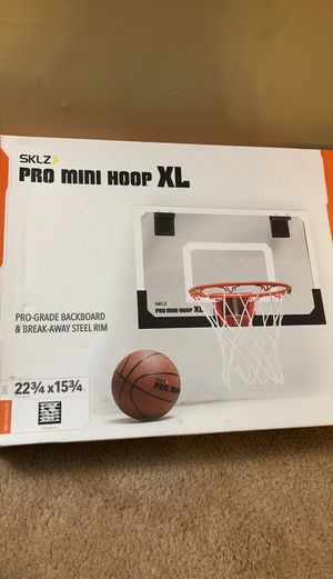 Basketball Pro Mini Hoop for Sale in Vernon Hills, IL