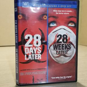 28 Days // 28 Weeks Later DVD 2 Disc Special for Sale in Franklin Township, NJ