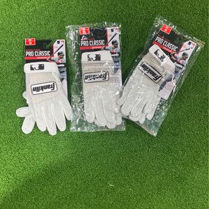 Franklin Adult Small Pro Classic Batting Gloves for Sale in Cromwell, CT