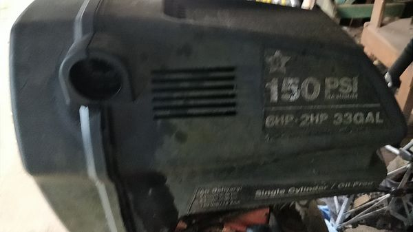 Air compressor works good make offer will trade for Google locked phones or broken computers