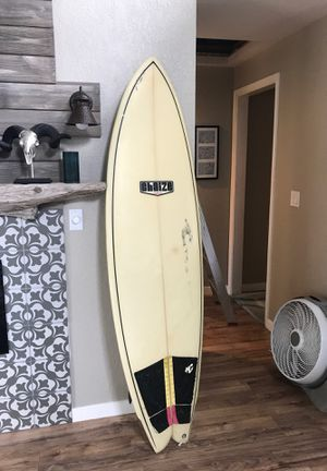 "Surf board 6'6"" fish for Sale in Kingston, WA"