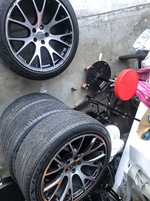 20 Inch Rims for Sale in Los Angeles, CA