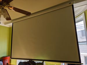 Projector screen for Sale in Chicago, IL