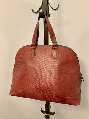 Made in Italy, Italian Leather Handbag for Sale in Springfield, VA