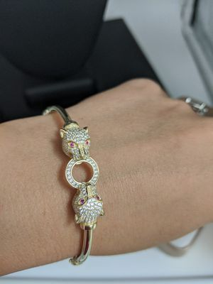 Brazalete en Oro 10k con Financiamiento Disponible sin Crédito 👑 for Sale in Miami Gardens, FL