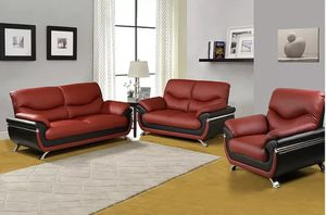 Living room set 3pc for Sale in Puyallup, WA