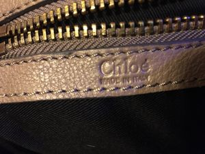 Chloe bag like new barely used for Sale in Westminster, CO