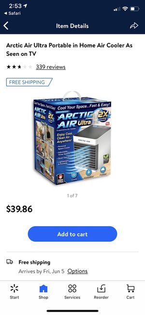Arctic Air Ultra for Sale in Devine, TX