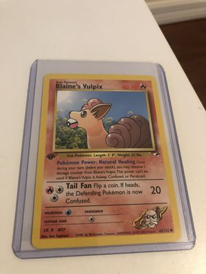 Pokemon cards 1st Editions for Sale in Coral Gables, FL
