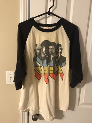 Vintage 80's STYX baseball tee for Sale in Knoxville, TN