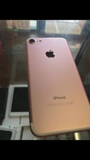 Factory unlocked iPhone 7 for Sale in Plano, TX