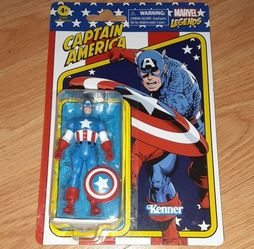 """Unopened Marvel Legends 3.75"""" """"CAPTAIN AMERICA"""" Action Figure for Sale in Los Angeles,  CA"""