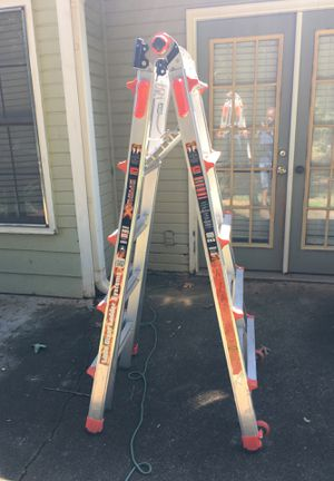 Little giant ladder for Sale in Hampton, GA