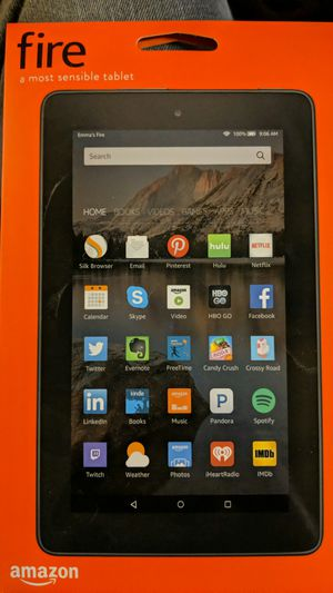 Kindle fire 7 inch tablet brand new for Sale in Portland, OR