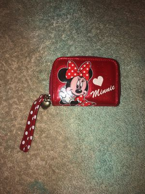 Red Minnie Mouse purse for Sale in Alexandria, VA