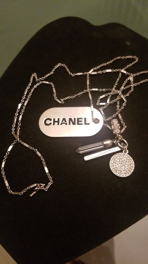 CHARM CHAIN STAINLESS 36 inches for Sale in Tracy, CA