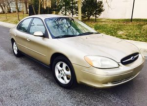 2001 FORD Taurus - Tan interior. low Price and drives Great for Sale in Silver Spring, MD