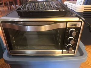 Oster Countertop Convectional Toaster Oven for Sale in Brecksville, OH