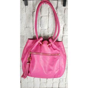 Michael Kors Leather Handbag for Sale in Greensboro, NC