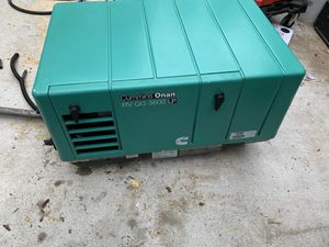 Cummins Onan RV QG 3600 LP Generator for Sale in Topanga, CA