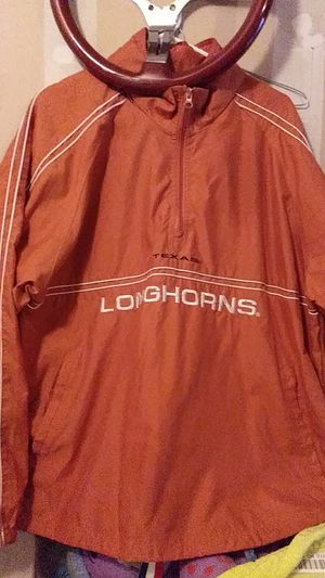 Texas Longhorn pullover jacket for Sale in Pflugerville, TX
