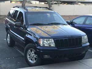 2000 V8 Jeep Grand Cherokee 1900$ for Sale in Mesa, AZ