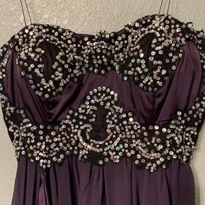 Strapless Floor Length Prom Dress for Sale in Folsom, CA