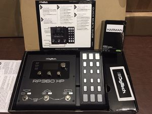 Digitech RP360XP Guitar Multi Effect Processor for Sale in Fairfax, VA