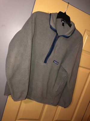 patagonia pullover for Sale in Brandon, MS