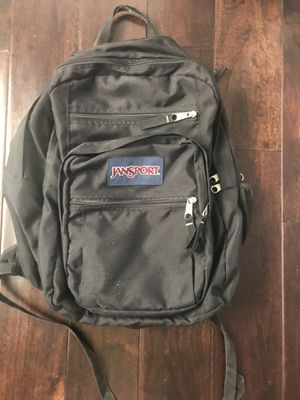 Black Jansport Backpack for Sale in Westminster, CA