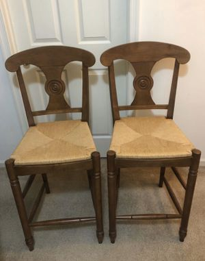 Ethan Allen counter bar stools for Sale in Wyndmoor, PA