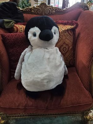 Giant penguin plushie for Sale in Spring Hill, FL