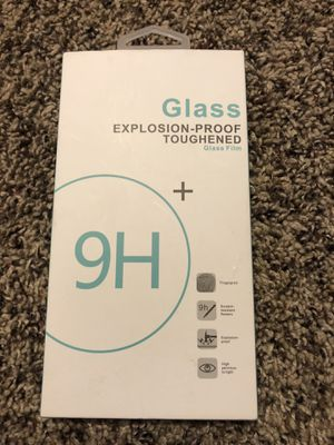 2 Protective glasses for iPhone X for Sale in Prattville, AL