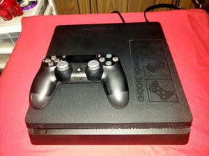 Playstation 4 slim w/game for Sale in Selma, CA