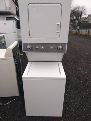 Whirlpool 24 inch washer and dryer works good 6 month warranty for Sale in Capitol Heights, MD