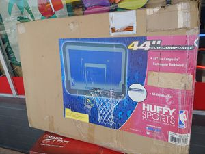 Basketball hoop and rim net combo $59.99 for Sale in Phoenix, AZ