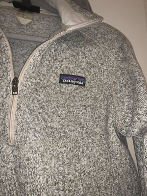 Patagonia 1/4 zip sweater for Sale in Stockton, CA