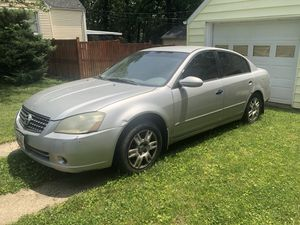 2005 Nissan Altima for Sale in Baltimore, MD