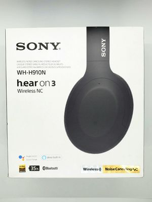 Sony WH-H910N Hear on 3 Wireless Bluetooth Headphones. NEW with MSRP of $299 for Sale in Phoenix, AZ