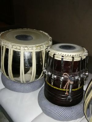West African Bongo Drums set of two for Sale in Los Angeles, CA