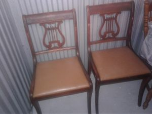 2 Antique Chairs for Sale in Baltimore, MD