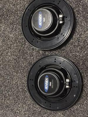Jensen Car speakers for Sale in Sacramento, CA