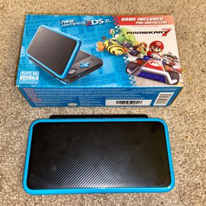 Nintendo 2DS XL + Games for Sale in Aurora, CO