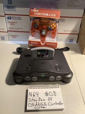 Nintendo 64 star fox 64 for Sale in Miami, FL