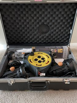 Heavy Duty Film-Photography Gear Hard Case for Sale in Glendale,  CA