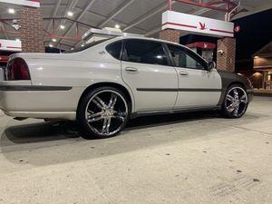 2003 Chevy impala for Sale in Pemberton, NJ
