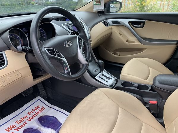 2012 Hyundai Elantra For Sale!