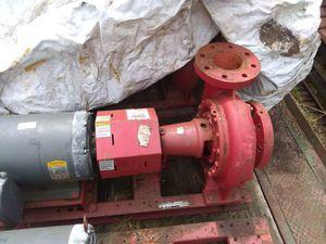 25 hp electric pump for Sale in Pemberton, NJ